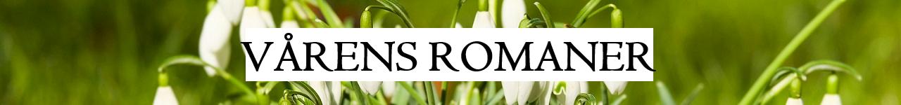 Vårens romaner
